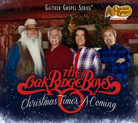 Oak Ridge Boys Launching Holiday Season