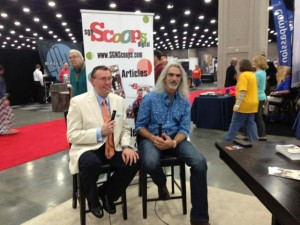 NQC Artists: Meet SGNScoops publisher Rob Patz and advertising rep Vonda Easley