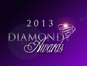2013 diamond awards logo