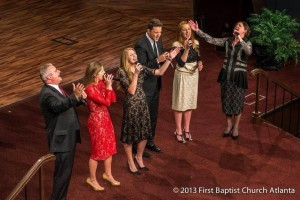 Collingsworth at First Baptist Atanta