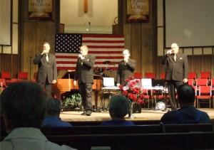 New Liberty Quartet
