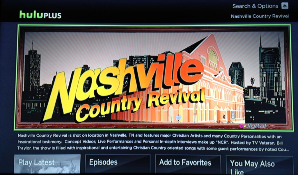 Nashville Country Revival