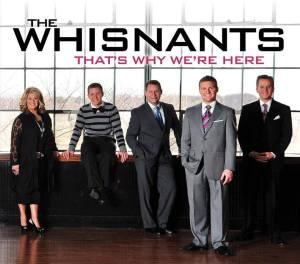 The Whisnants cover photo