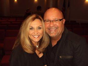 Kelly Nelon Clark and Dusty Wells