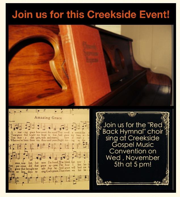 Red Back Hymnbook Choir