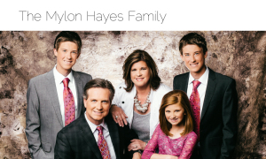 MYLON HAYES FAMILY