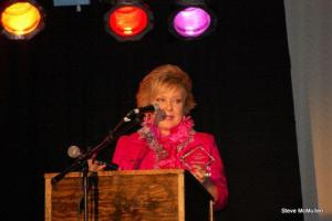 Sheri Easter at Creekside Gospel Music Convention