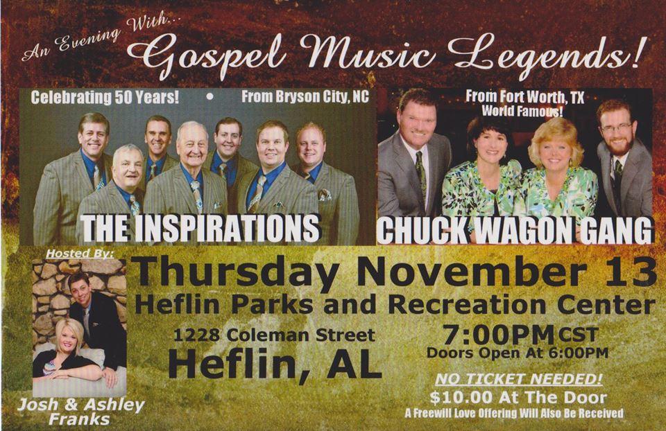 Gospel Music Legends