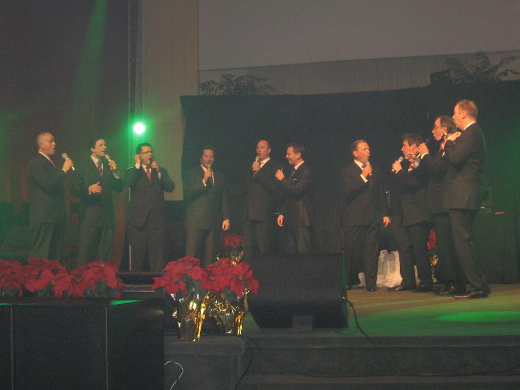 Jubilee Christmas Tour December