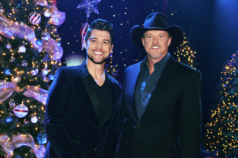 Jason Crabb And Trace Adkins