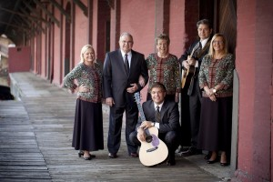 Bill Bailey's Thanksgiving Gospel Music Spectacular featuring Kingsmen, Gold City, McKameys, Perrys, comes to Vidalia, Georgia on Nov. 24