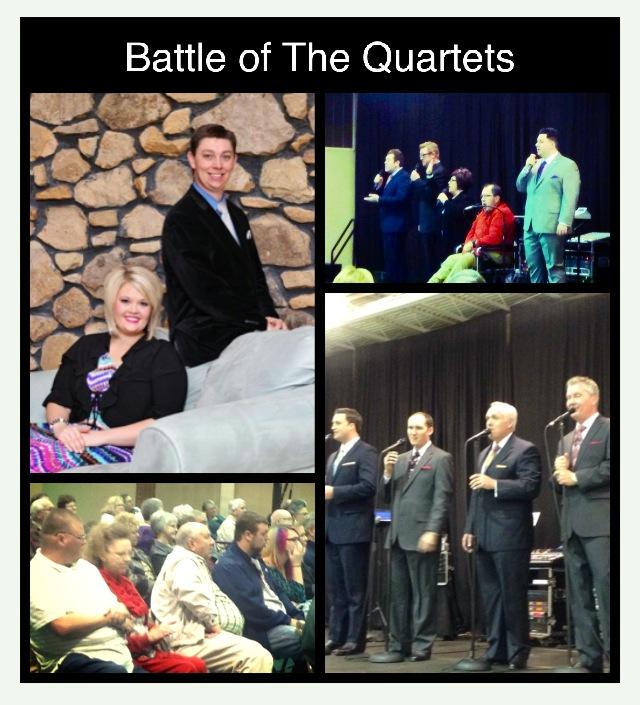 Battle of the Quartets Concert Series