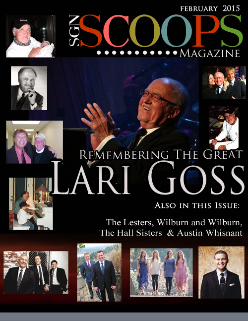 February 2015 SGNScoops Magazine