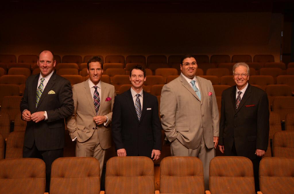 The Kingsmen Gospel Group 45