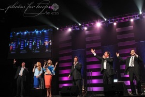 Booth Brothers and the Collingsworth Family