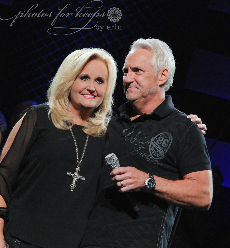 Karen and Rickey Gooch