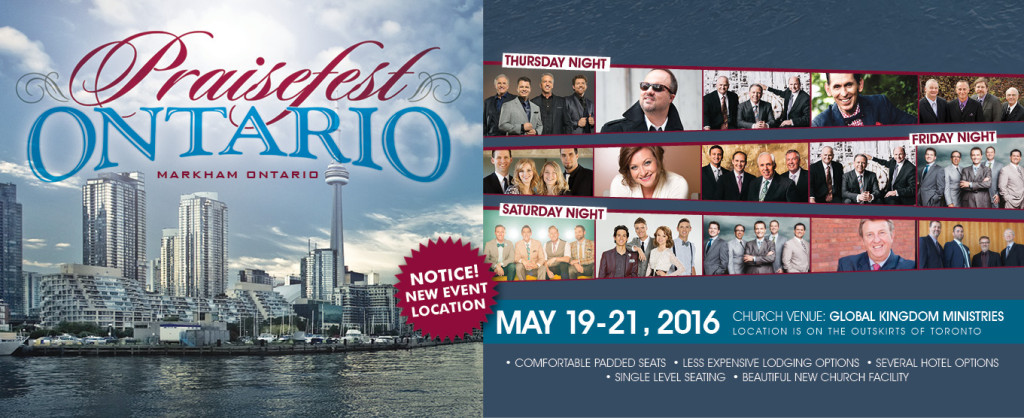 Praisefest Niagara Makes Move To Central Ontario