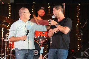 Gerald and Jason Crabb