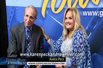 Karen Peck Is On Gospel Music Today
