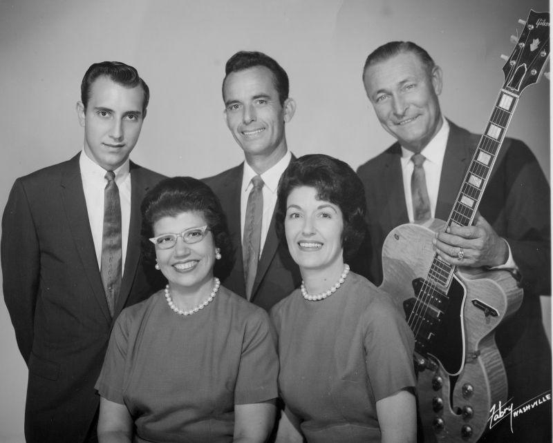 Chuck Wagon Gang c.1950