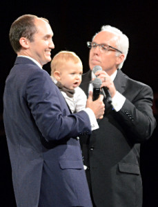 Nick, Charlie, Mark Trammell
