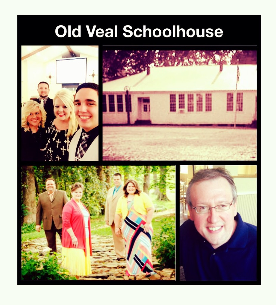Saturday night, October 10th at The Old Veal Schoolhouse in Roopville, Georgia