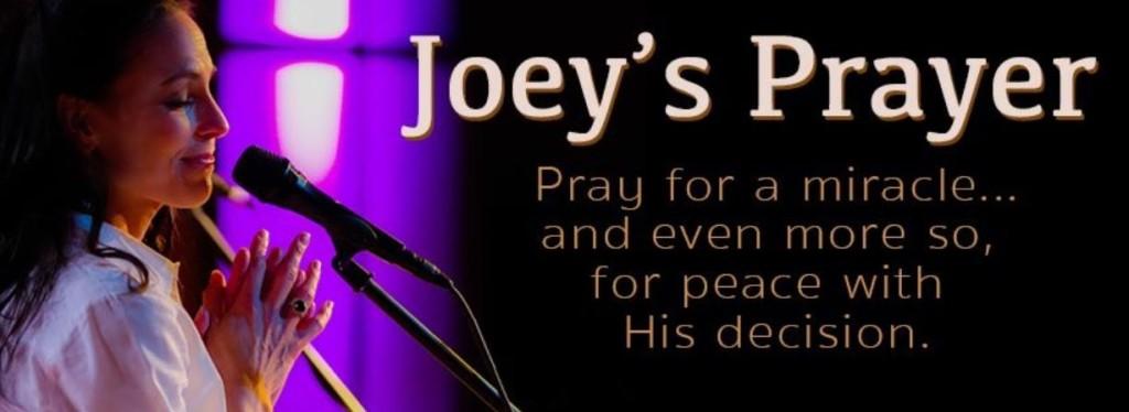joey prayer