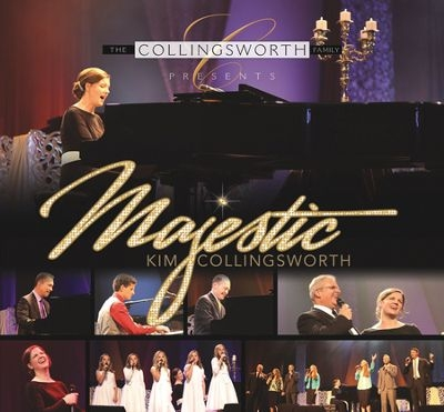 Kim Collingsworth's Majestic honored with a SILVER TELLY Award.