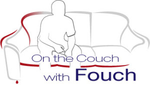 On the couch with fouch