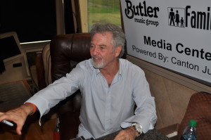 Larry Gatlin. Picture by Roger Spears