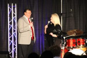 Rob Patz and Vonda Easley