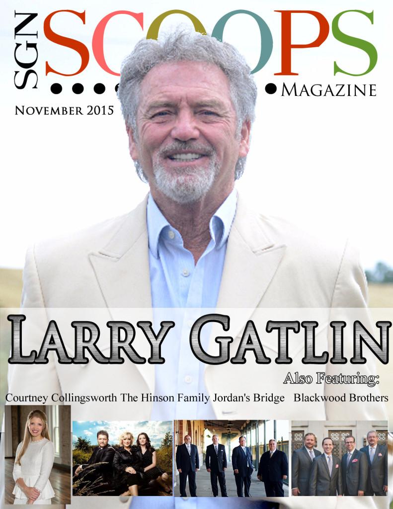 November 2015 SGNScoops Magazine