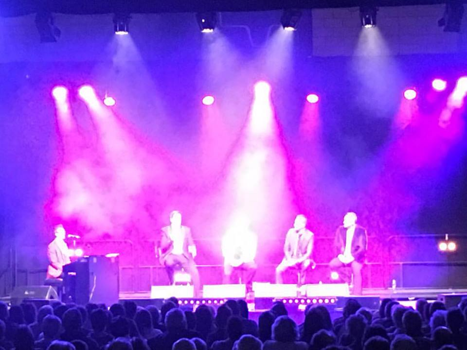Ernie Haase and Signature Sound In Europe