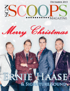 December 2015 SGNScoops Magazine