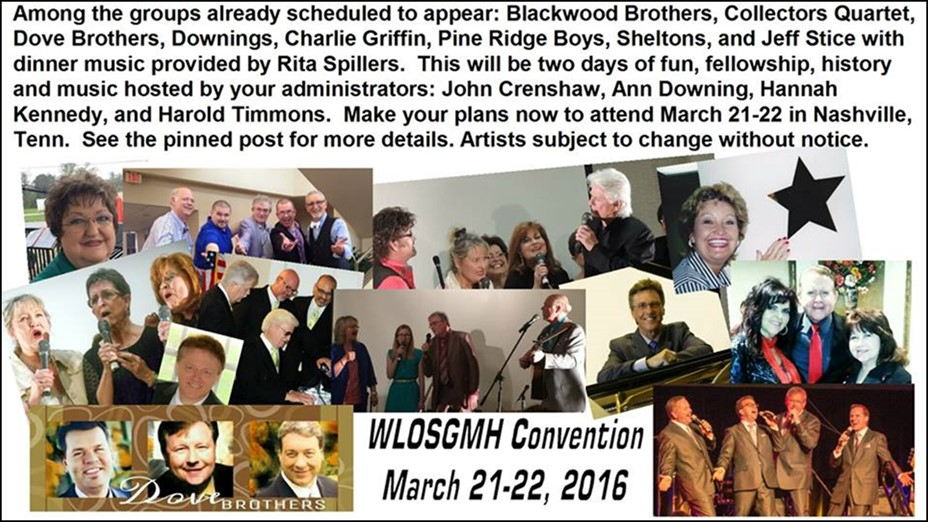 Image result for wlosgmh convention