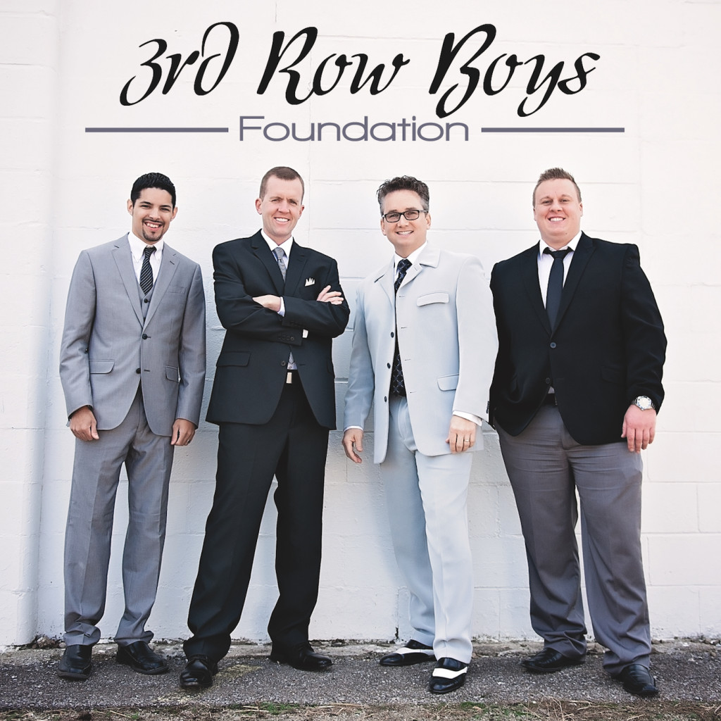 New Album From The 3rd Row Boys