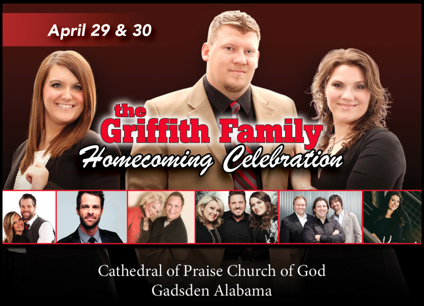 Dove Award Winning & GRAMMY Nominated Artists Kick Off First Annual Griffith Family Homecoming