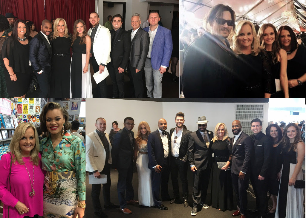 Karen Peck & New River Experiences Grammy Moments