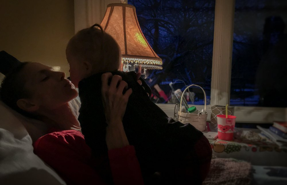 One Last Kiss Joey+Rory