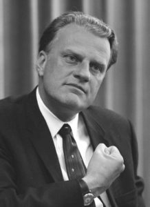 Sunday Sermon: Who is Jesus? by Dr.Billy Graham