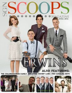 April 2016 SGNScoops Magazine
