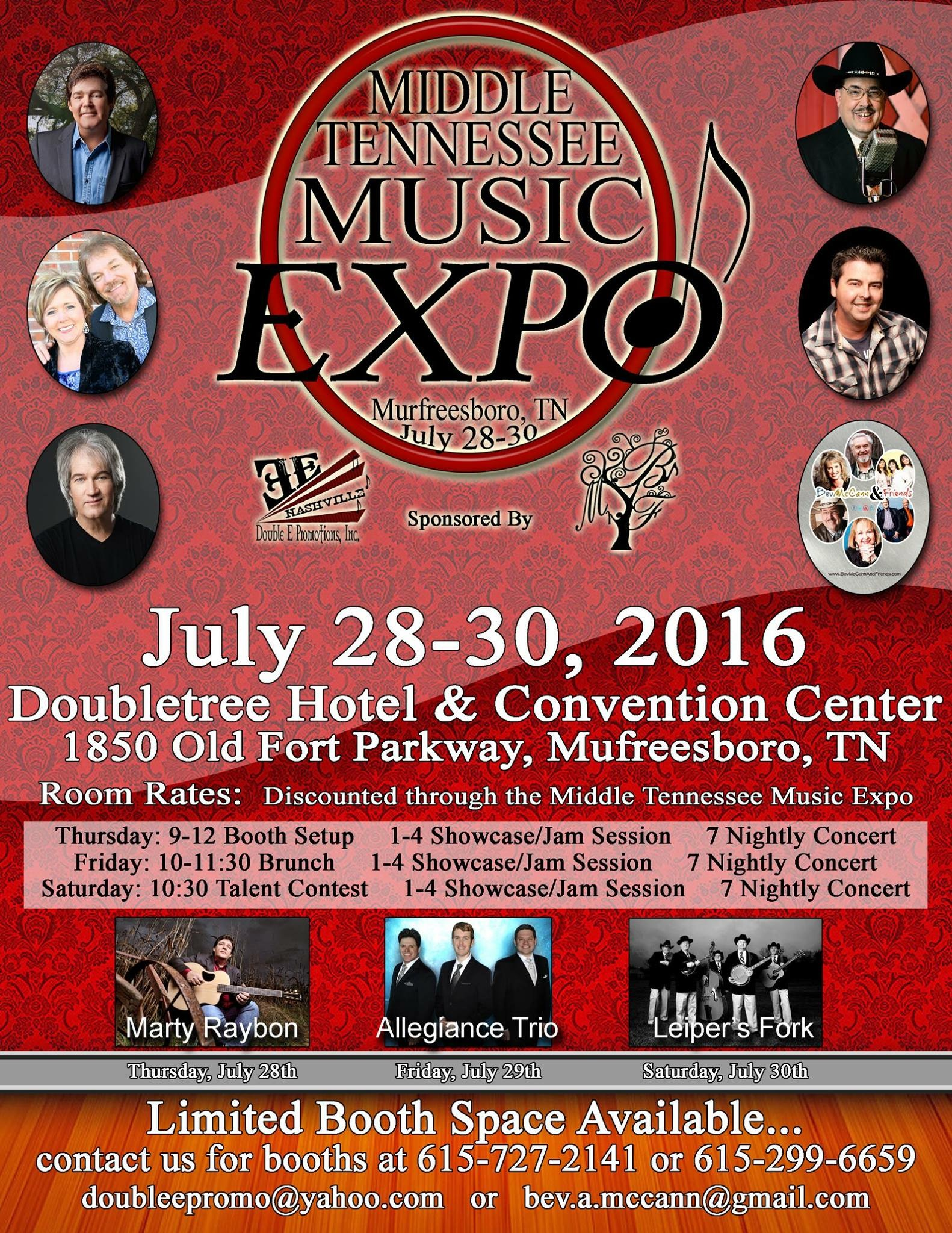 Middle Tennessee Music Expo