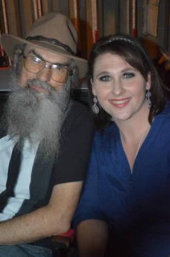 Uncle Si and Marsha