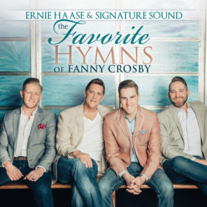 Ernie Haase & Signature Sound Release Favorite Hymns of Fanny Crosby