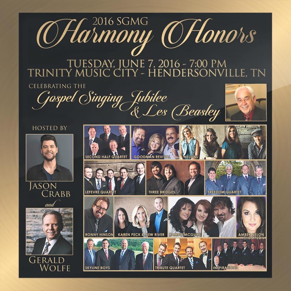 Harmony Honors