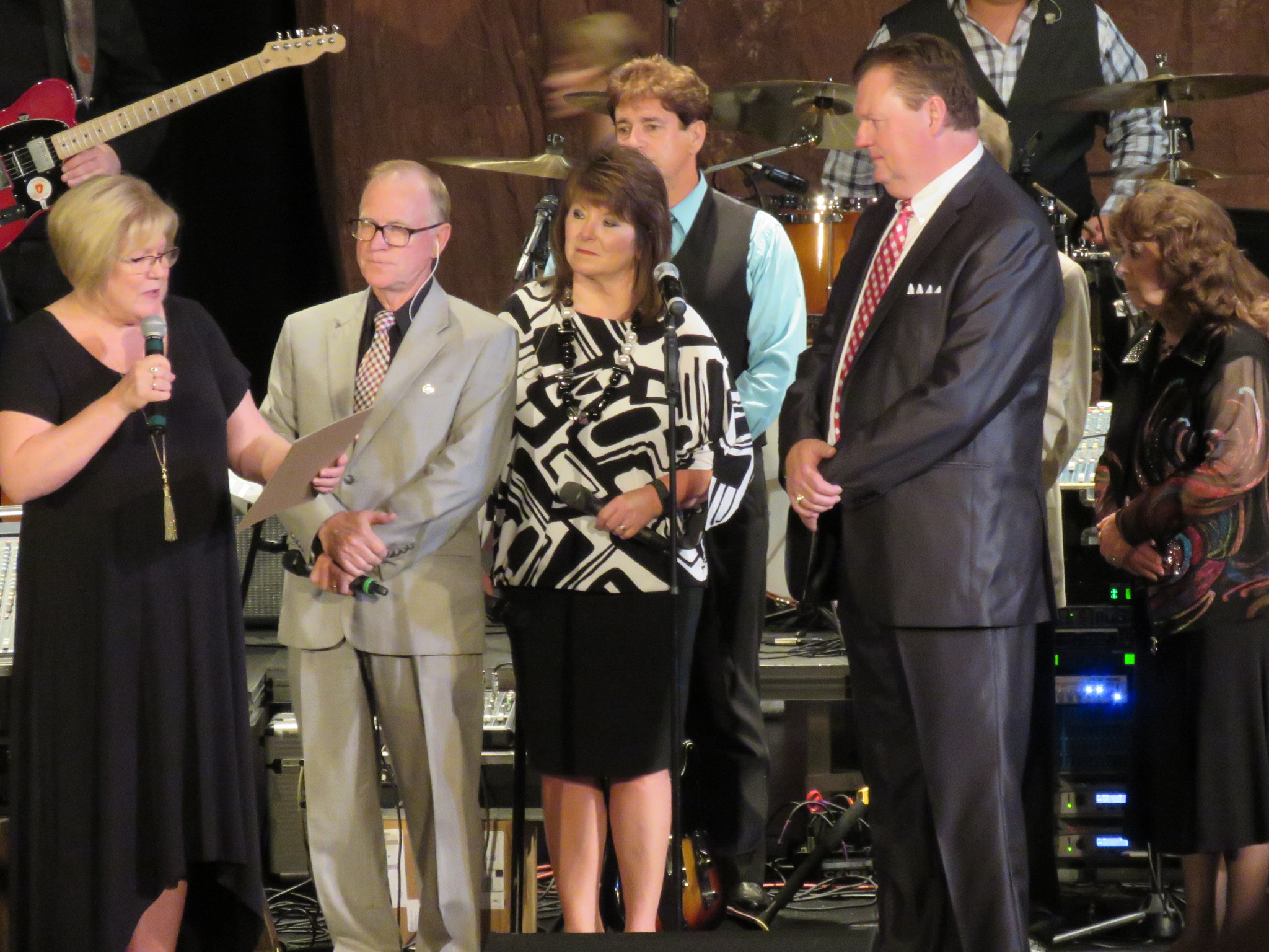 Kentucky Governor Declares Southern Gospel Music Week