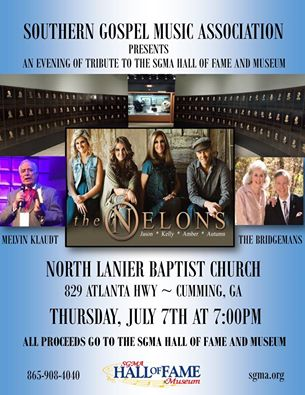 The Nelons present an evening for SGMA