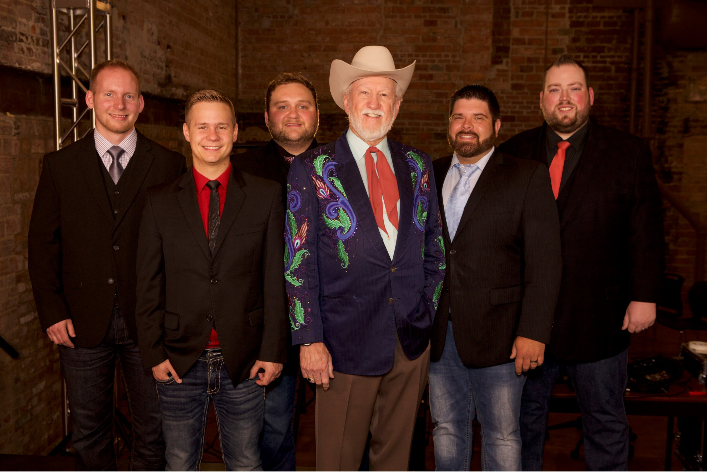 Bluegrass and Gospel Master Doyle Lawson comments on new album, Burden Bearer