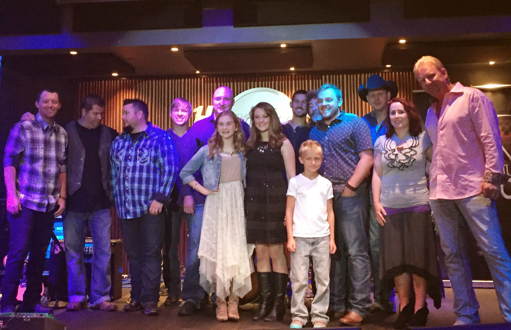 Red Hen Nashville Artists Shine at the Hard Rock Cafe