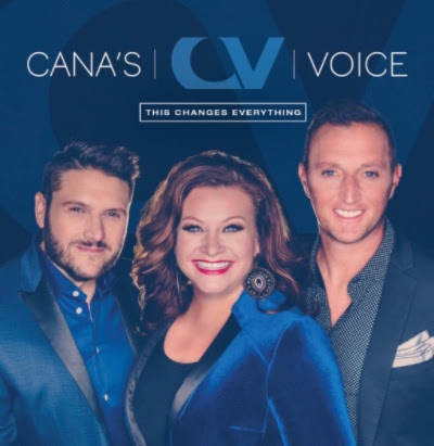 "Cana's Voice Album ""This Changes Everything"" Consistently Staying Top 10 on Soundscan Inspirational Chart"